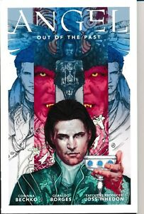 Angel-Season-11-Volume-1-Out-of-the-Past-TPB-2017-Dark-Horse-New-NM-OOP-TP