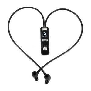 Smart&Safe Bluetooth Radiation Free Air Tube Headphone Headset Earphone Mic J7L9