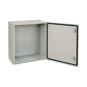 Metal Electrical Cabinet 400 x 300 x 150mm