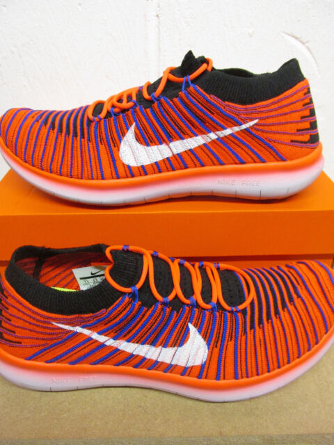 922b2478d7c6 Nike Free RN Motion Flyknit Mens Running Trainers 834584 600 Sneakers Shoes