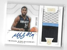 2012-13 Michael Kidd-Gilchrist National Treasures AUTO PATCH RC #D 189/199 (N16)