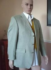 GENTS BODEN HERRINGBONE JACKET WOOL/LINEN/SILK, 40R, BRAUTIFUL GARMENT