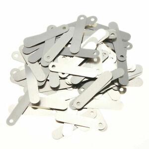 1-Set-100pcs-SPCC-Nickel-DIY-Solder-Tabs-For-18650-14500-AA-Sub-C-Battery