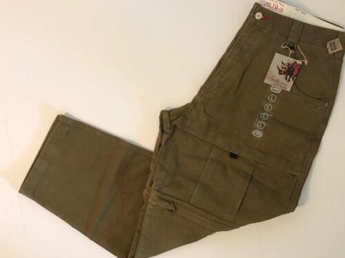 W// Tags 18C Collection Vintage ECKO UNLTD Convertible Baggy Pants Sz Large