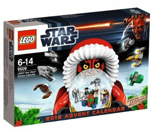 Lego ® 9509 Star Wars Christmas calendar 2012 Neu und OVP new sealed