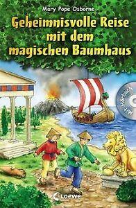 Geheimnisvolle-Reise-mit-dem-magischen-Baumhaus-Mit-Hoer-Buch-Zustand-gut