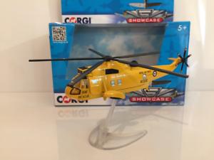 Corgi-CS90607-Westland-Sea-King-Rescue-Helicopter-NEW