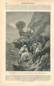 Faucheurs-Paturage-des-Alpes-d-039-Uri-Suisse-d-039-Auguste-Bachelin-GRAVURE-PRINT-1863