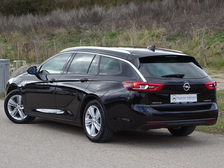 Opel Insignia 1,6 CDTi 136 Dynamic Sports Tourer aut. - billede 4