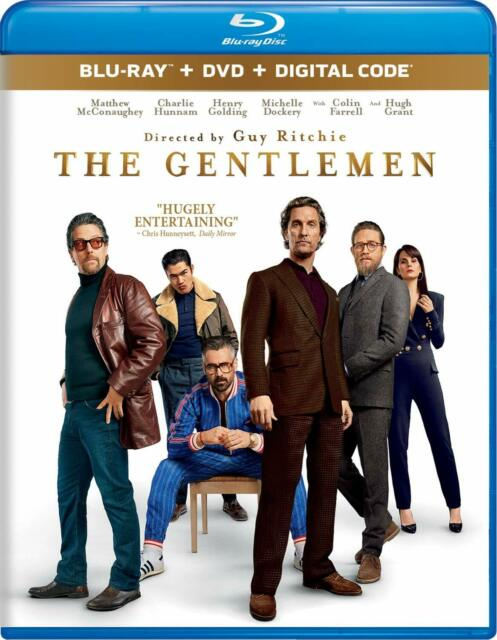 The Gentlemen 2020 Dig...