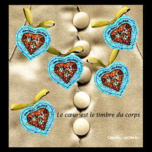 France-2001-St-Valentine-Day-Heart-Full-Sheet-Sc-2797a-MNH