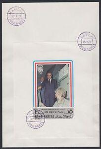 1972-Ras-al-Khaima-FDC-Visit-of-Pompidou-Cape-Kennedy-Space-M-S-white-brd726