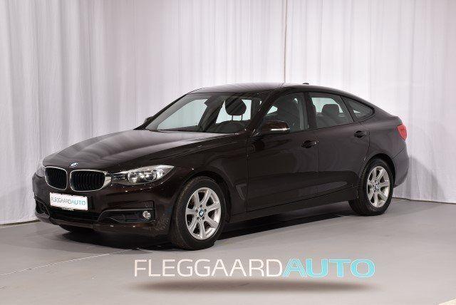 BMW 320d 2,0 Gran Turismo 5d - 243.900 kr.