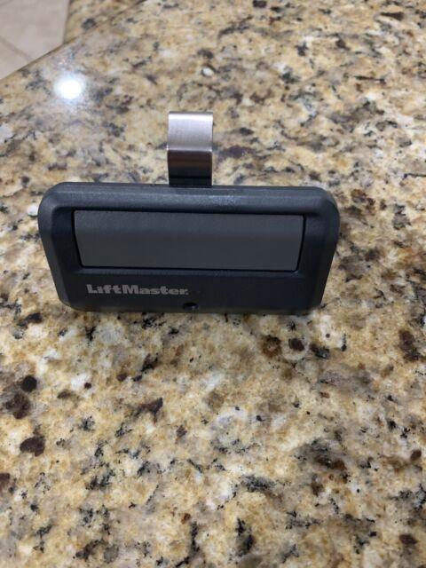 Liftmaster 891LM (1-Button) Garage Door Opener Remote ...