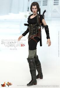 """Alice Milla Jovovich Resident Evil Afterlife Mms139 12"""" Figur Hot Toys Fabriken Und Minen Pc- & Videospiele Merchandising"""