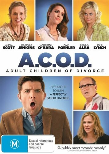1 of 1 - A.C.O.D. - Adult Children Of Divorce - DVD ss Region 4 Good Condition