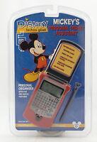 Disney Techno Gear - Mickey's Personal Assistant (pda) Digital Organizer