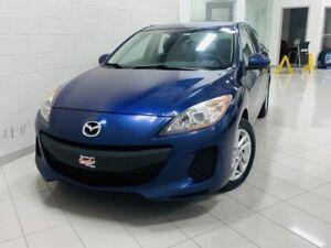 2012 Mazda 3 GX ** BLUETOOTH COMMANDE AU VOLANT **