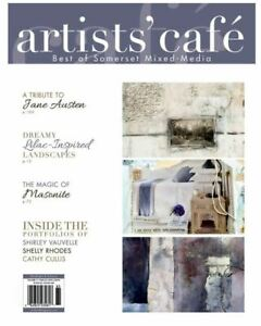 Artists-039-Cafe-Magazine-Volume-11-by-Stampington-amp-Co-144-Page