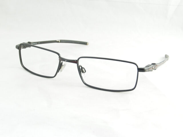 Oakley Chisel 2.0 Spring Hinged Polished Black Sunglass Eyeglass Frames