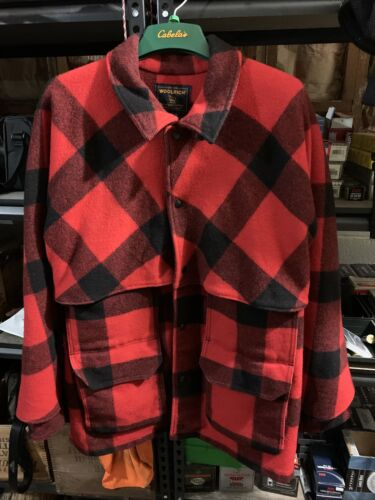 Woolrich Mackinaw Jacket