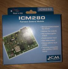 ICM280 Furnace Control Board for Goodman B18099-06 B18099-08 B18099-10 1012-933D