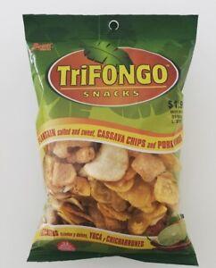 Bemar Snacks Trifongo 24 Bags Ebay