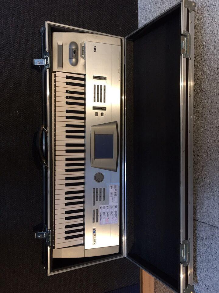 Synthesizer, Korg Trinity