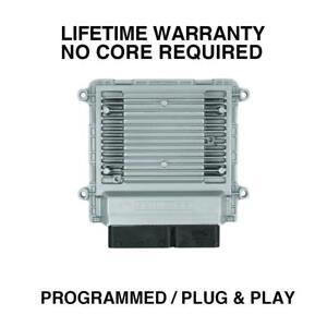 2007 Jeep Compass 2.4L PCM ECM ECU Part# 5187818 REMAN Engine Computer