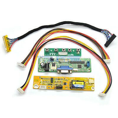 Kit for N154Z1-L01 TV+HDMI+VGA+USB LCD LED screen Controller Driver Board