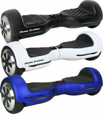 iScoot Smart Electric Hover Balance Board Self Balancing E Scooter 9 Mile Range