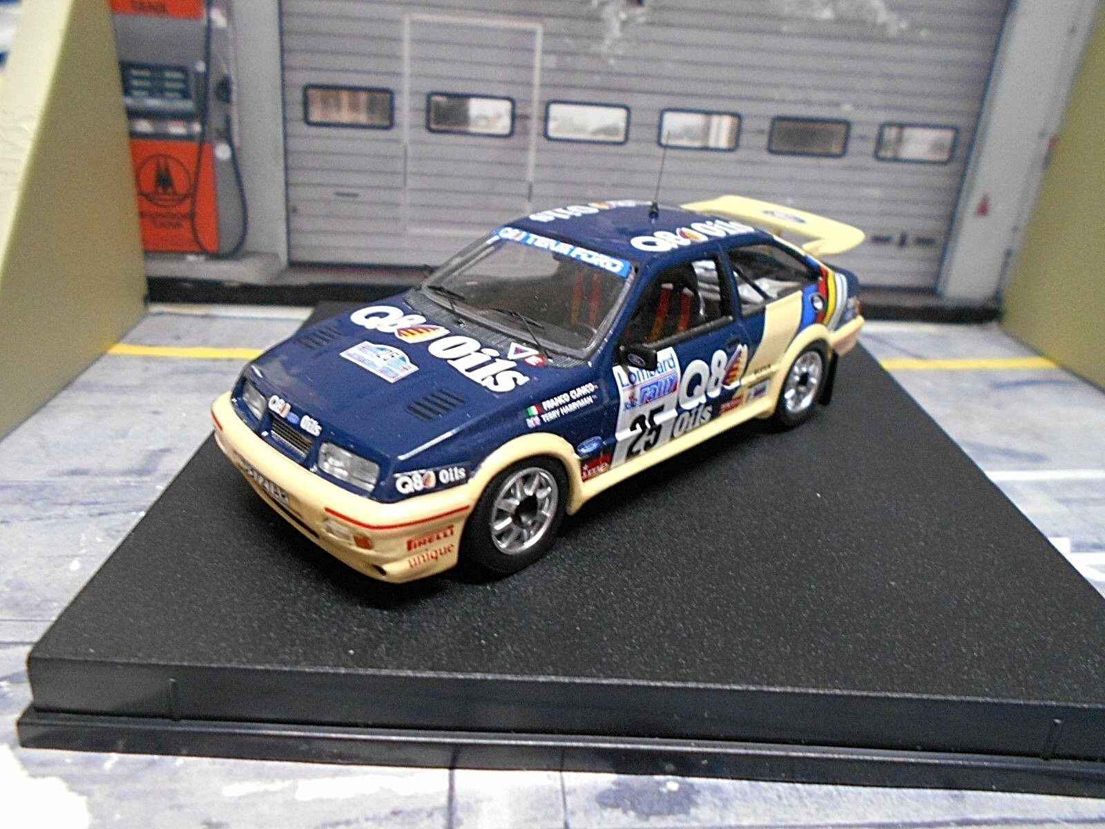 mejor vendido Ford Sierra RS Cosworth rally rs rs rs cosworth RAC 1989  26 cunico q8 Trofeu 1 43  preferente