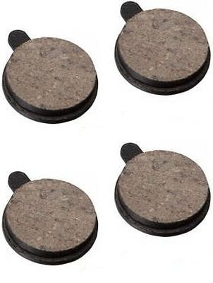 2 Paar Disc Bremsbeläge für Zoom DB280,DB550 DB450 ALHONGA SNG mech.Aldi Räder