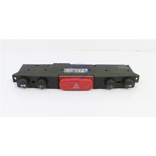 Barra Interruptor Luz Antiniebla Trasera Hazard Alfa Romeo 147 E09374 73526697