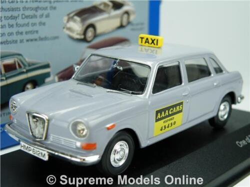 CORGI VA08503 WOLSELEY SIX Oxford Taxi auto modello AAA 1:43 SCALA Vanguard K867Q