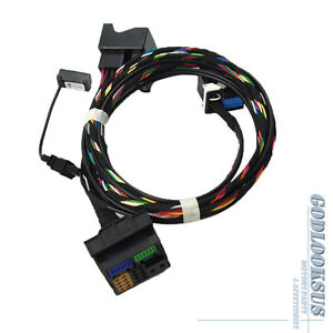 image is loading wiring-harness-cable-for-vw-car-radio-rcd510-