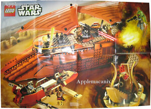 lego star wars jabbas sail