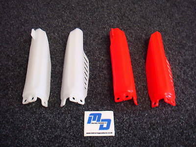 UFO Honda Motocross MX Fork Sliders CRF 150 2007-2020 Neutral