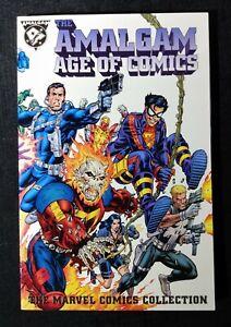RARE-The-Amalgam-Age-Of-Comics-Marvel-Collection-TPB-Graphic-Novel-DC-Marvel
