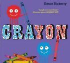 Crayon by Simon Rickerty (Hardback, 2014)