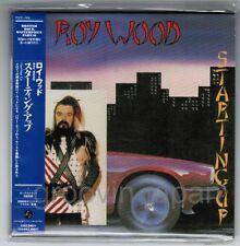 Sealed Promo! ROY WOOD Starting Up JAPAN PROMO Mini-LP CD POCE-1009 w/OBI E.L.O.