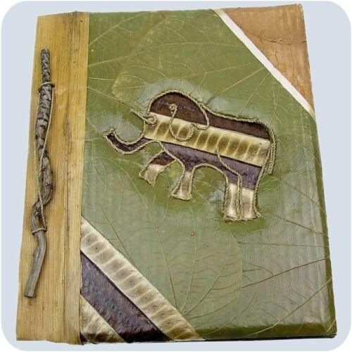 Handgemachtes Notizbuch Gästebuch Erinnerungen Tagesbuch Adressbuch 28 x 23 cm