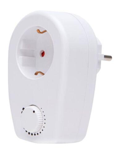 Ampoule Kopp Protection Contact entre Connecteur avec variateur blanc pour 230 V Halogène