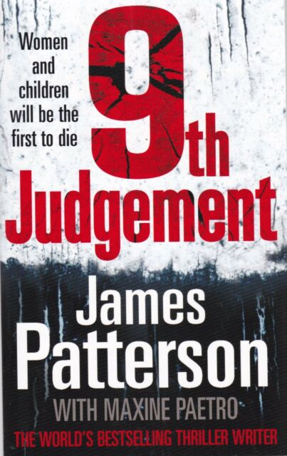 9th Judgement By James Patterson (Paperback) - New Book