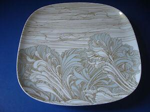 Rosenthal porzellan wandteller ernst fuchs modernist modern op art 70er bowl ebay - Wandteller modern ...