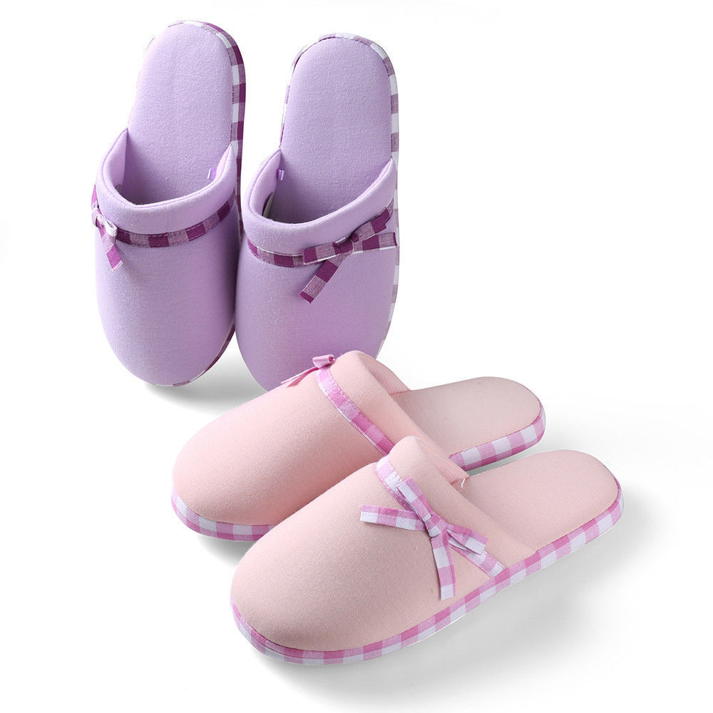 72841d9c8efb8b Women Home House Indoor Winter Slippers Home Women Warm Cotton Shoes  Sandals Soft Anti-Slip 9cdbfc