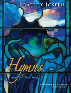Hymns-Sheet-Music-Intermediate-Piano-Books-of-Classic-Hymns-amp-Spiritual-Songs