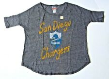 711a6ae17 item 8 NEW Women s Junk Food NFL San Diego Chargers Graphic T-Shirt - Steel  Grey - S -NEW Women s Junk Food NFL San Diego Chargers Graphic T-Shirt -  Steel ...