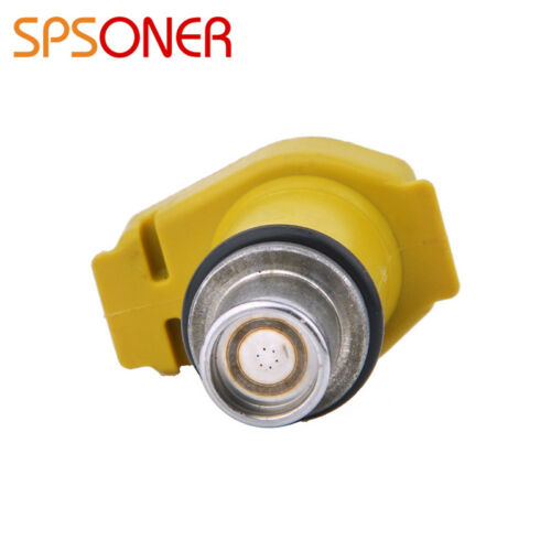 100CC Motorcycle Fuel Injector 6 Holes yellow color for Yamaha replacement