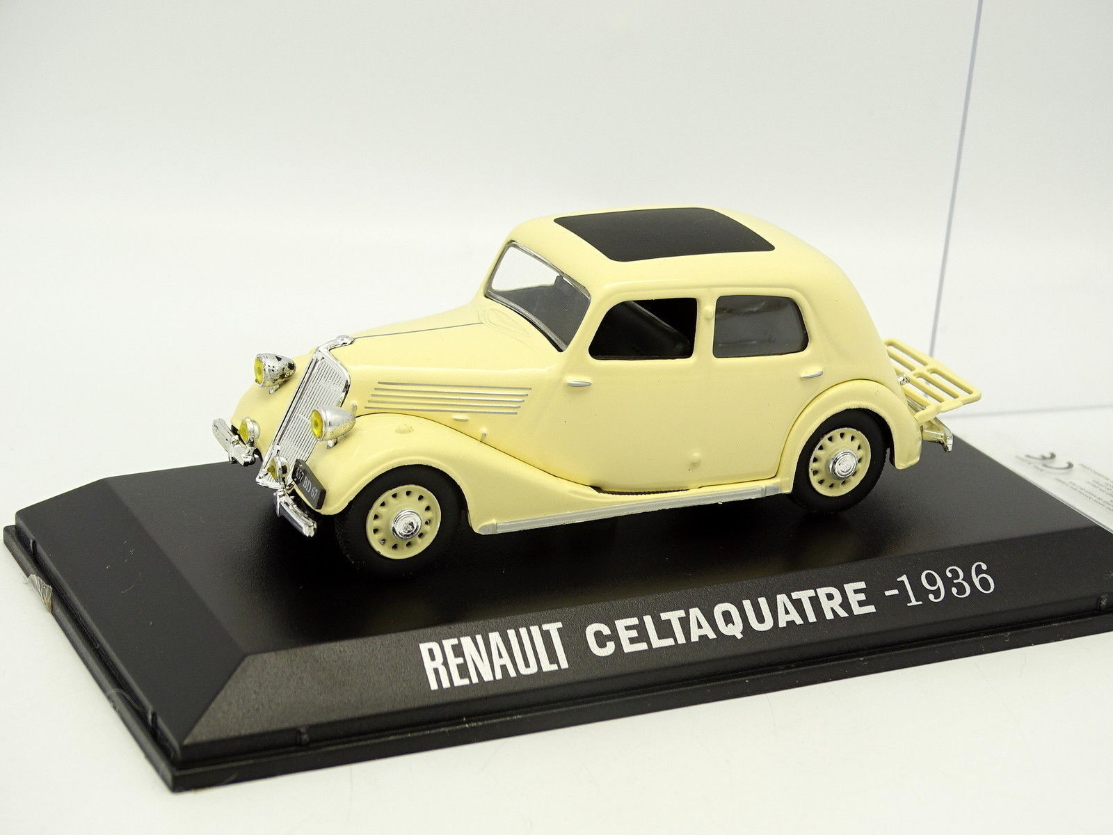 Norev Norev Norev Press 1 43 - Renault Celtaquatre 1936 72a8a7